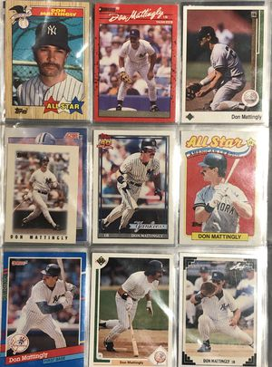 New And Used Baseball Cards For Sale In Arlington Tx Offerup