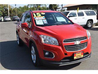 2015 Chevrolet Trax Thumbnail