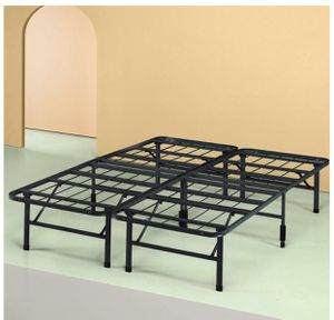 King Size Platform Bed Frame for Sale in Arlington, VA