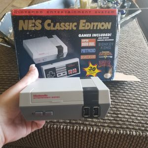 NES Classic edition TINY for Sale in Salt Lake City, UT