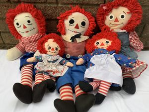 New and Used Raggedy andy for Sale in Charlotte, NC - OfferUp