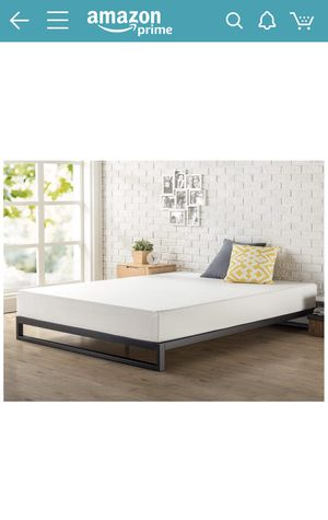 Queen Bed Frame, Had For 4 Months In Excellent Condition for Sale in Germantown, MD