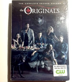 🆕The Originals DVD Set (Complete Second Season) for Sale in San Diego, CA
