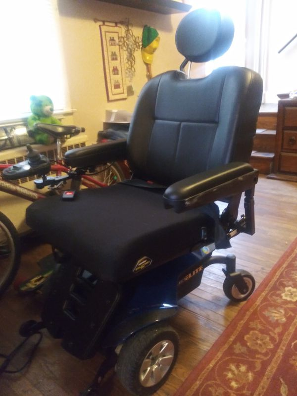 Offer Up Wheelchair