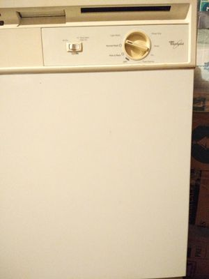 Whirlpool dishwasher for Sale in Greenville, TX