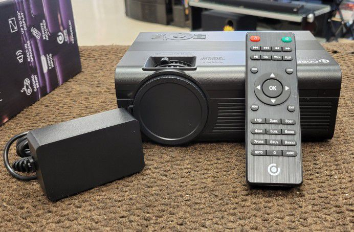 Core Innovation Home Theater Projector 📽️