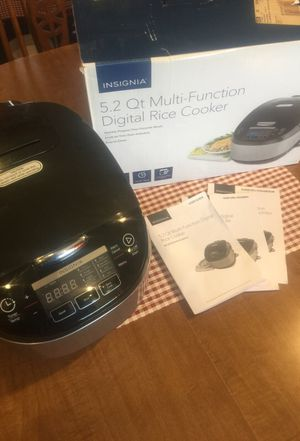 Photo Brand New Multi-Function Digital Rice Cooker and more