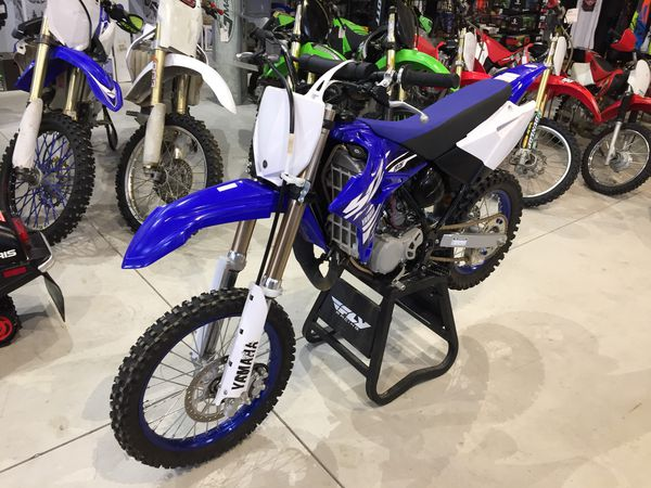 2018 Yamaha yz85 yz 85 2 stroke dirt bike will trade for Sale in Westford,  MA - OfferUp
