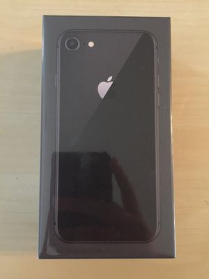 UNOPENED AT&T Apple iPhone 8 256GB - Space Gray for Sale in Gainesville, VA