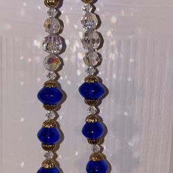 Beaded Sparkly Necklace! Thumbnail