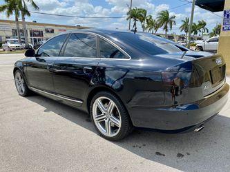 2011 Audi A6 Thumbnail