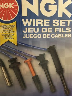 NEW NGK PLUG WIRES for Sale in Germantown, MD