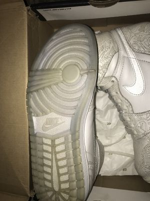 Jordan 1 laser Size 8 $120 for Sale in Takoma Park, MD