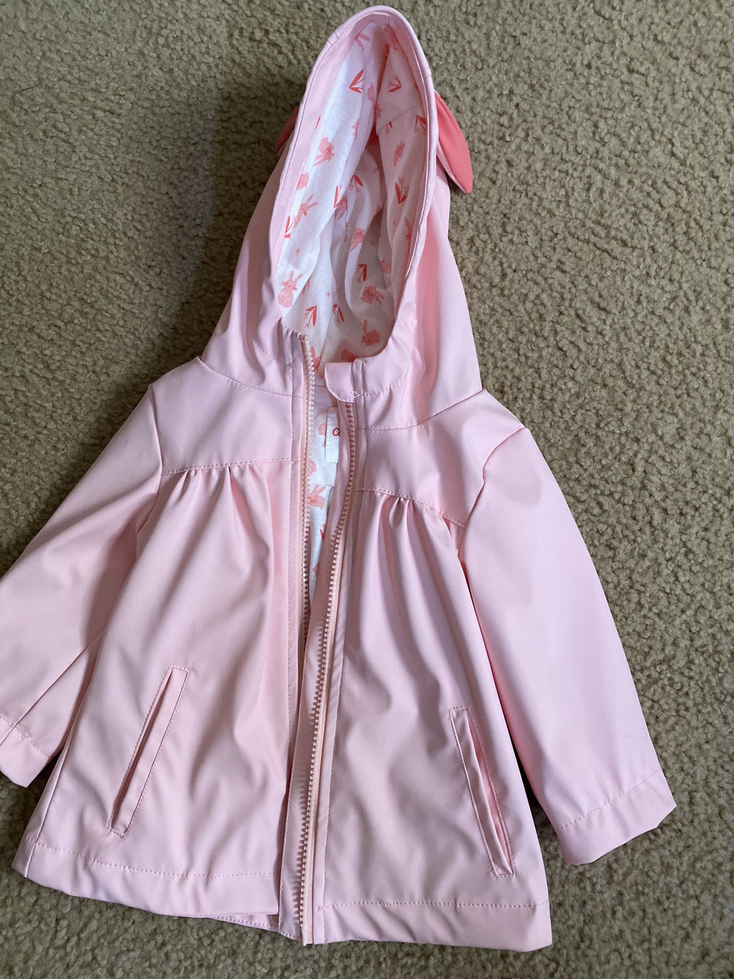 Barely Used Toddler Raincoat