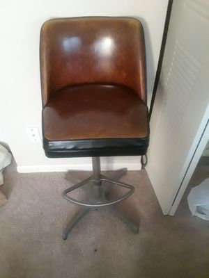 Old school bar stool for Sale in St. Louis, MO