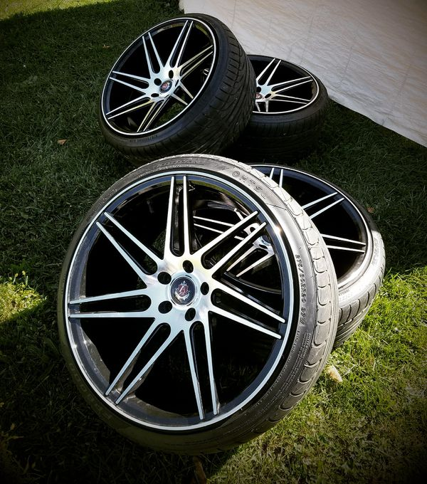 Toyota Of Reading Pa: Axe Ex31 20x10.5 Wheels And Tires 5x114.3 For Sale In