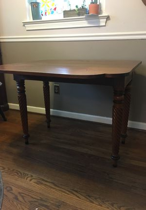Antique hand carved table for Sale in Arlington, VA