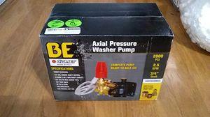 Comet bxd2528g pressure washer pump for Sale in Villa Rica, GA