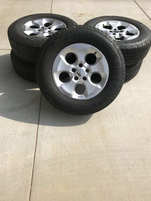 Keep Wrangler Tires & Rims for Sale in Owings Mills, MD