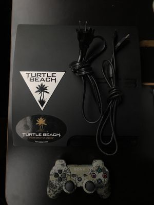 Nintendo Wii & PS3 Bundle for Sale in Chicago, IL