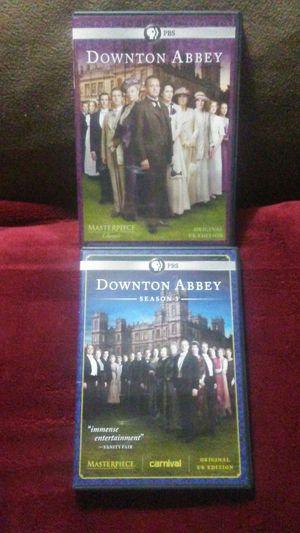 DOWNTON ABBEY,seasons 1an3, for Sale in Boston, MA