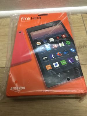 Kindle fire HD8 Brand New Sealed 16GB for Sale in Arlington, VA