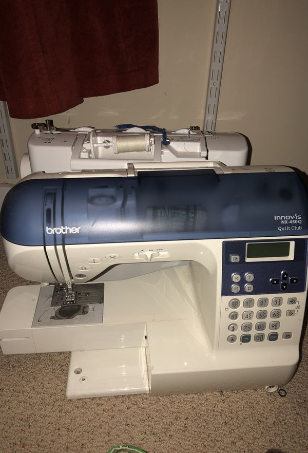Brother InnovIS NX40Q Sewing Machine For Sale In Huntsville AL Amazing Nx450q Brother Sewing Machine
