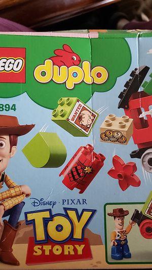Photo Lego Toy Story Train