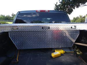 Tool box for a full size truck for Sale in Montverde, FL