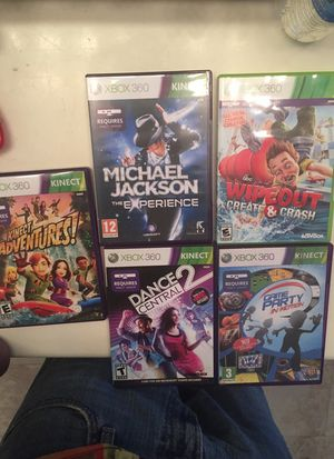 Xbox 360 games must buy all $10 for Sale in Katy, TX