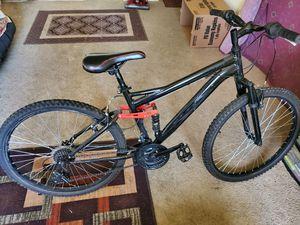 Photo Mongoose mountain bike