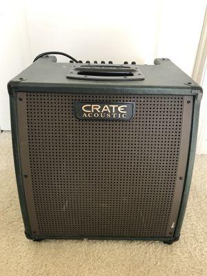 Crate CA6110D Gunnison 60-watt Acoustic Guitar Amplifier Amp for Sale in Orlando, FL