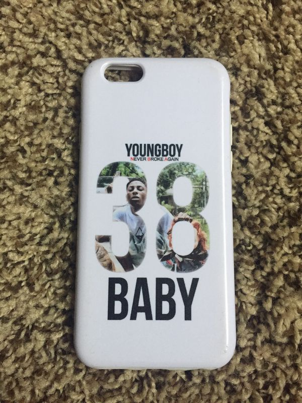 wholesale dealer 43ecc 1d86e Nbayoungboy iphone case for Sale in Royse City, TX - OfferUp