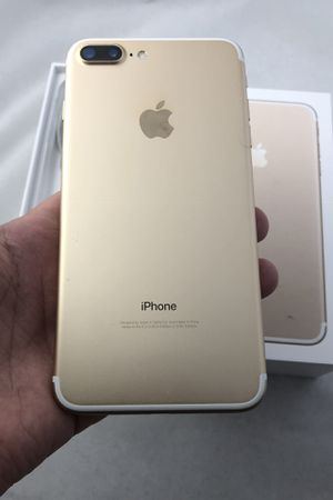 iPhone 7 Plus 128 GB {AT&T and Cricket} for Sale in Herndon, VA