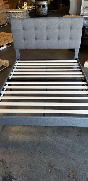 Queen Platform Bed Frame For In