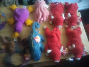 Photo VALUABLE BEANIE BABIES COLLECTION