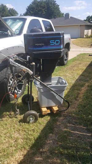 New and Used Outboard motors for Sale in Mesquite, TX - OfferUp