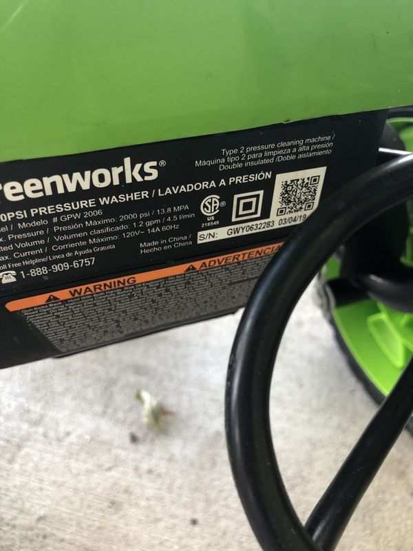 New and Used Pressure washer for Sale in Naperville, IL