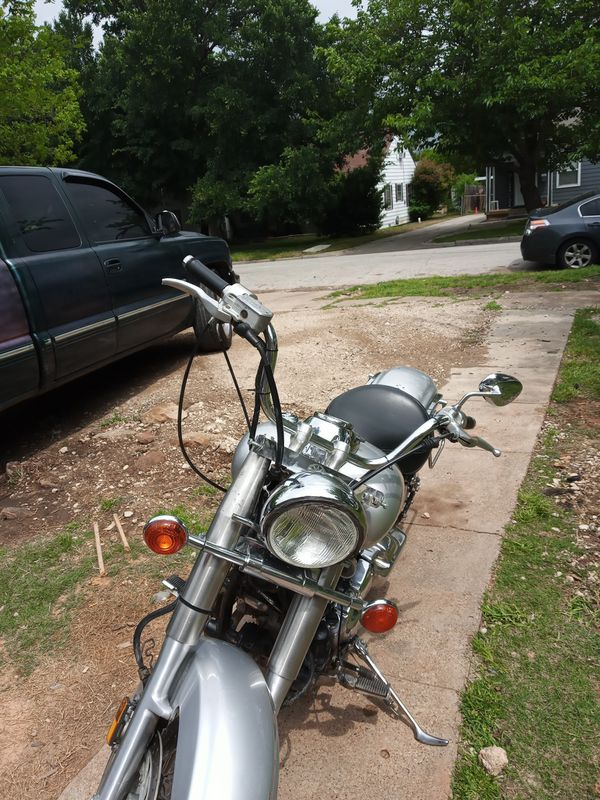 Honda V-Twin 650 motorcycle for Sale in Grand Prairie, TX - OfferUp