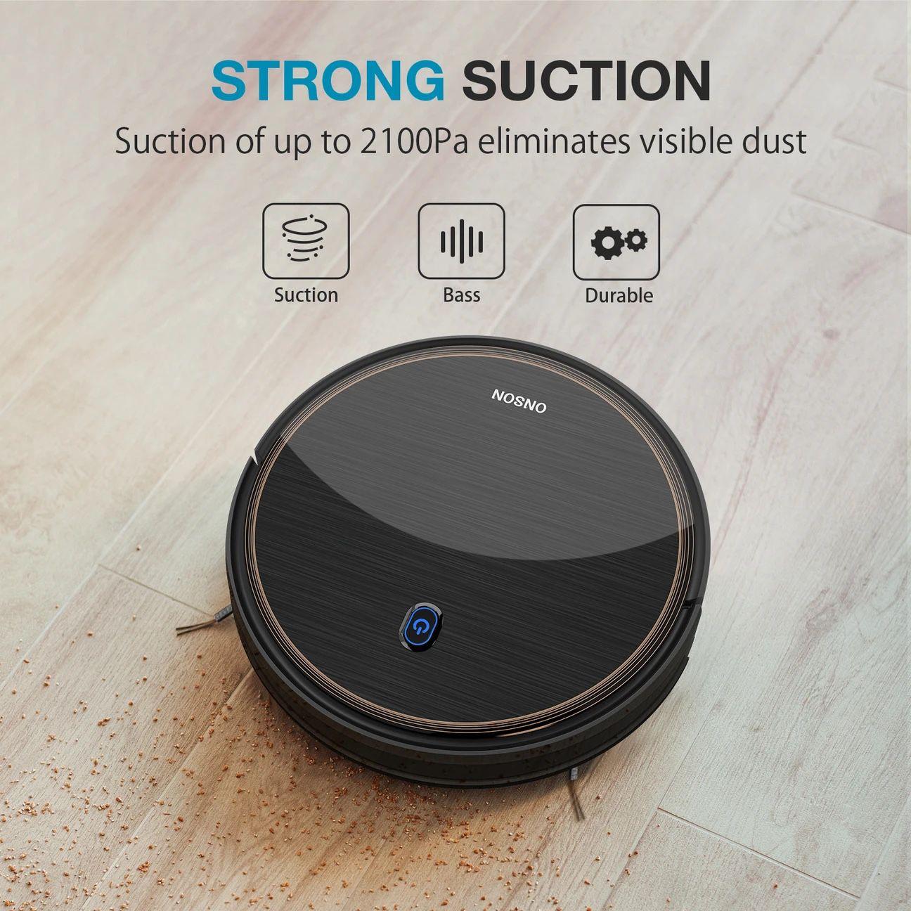 ONSON J10C Robot Vacuum