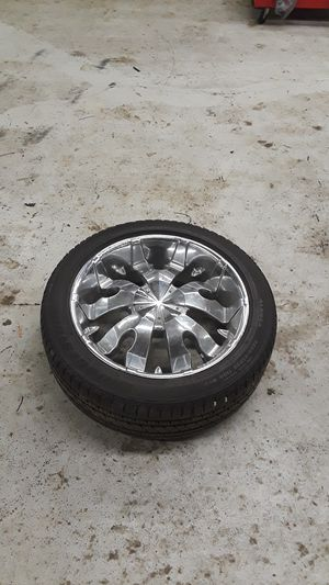 """22"""" Limited Wheels for Sale in Cleveland, OH"""