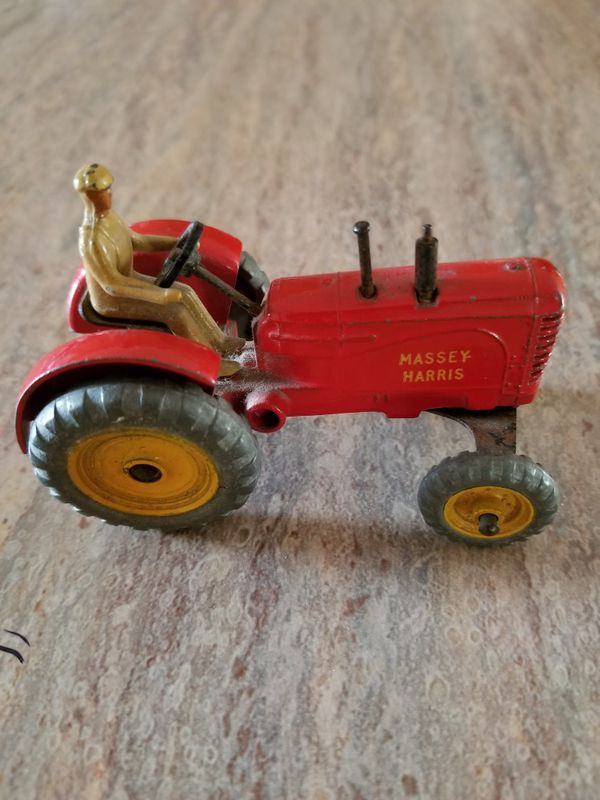 Vintage Dinky 300 Massey Harris tractor for Sale in Albuquerque, NM -  OfferUp