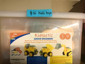 Photo Kids toys (new,never used)
