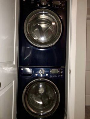 Lg washer & dryer for Sale in Washington, DC