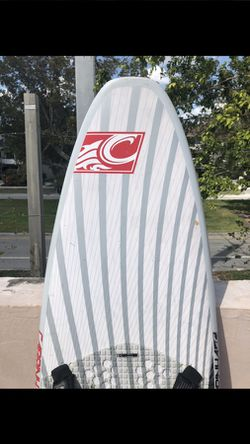 Kite surf board Special made for long distance racing Thumbnail
