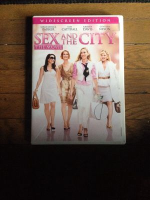 DVD sex and the city the movie for Sale in Detroit, MI