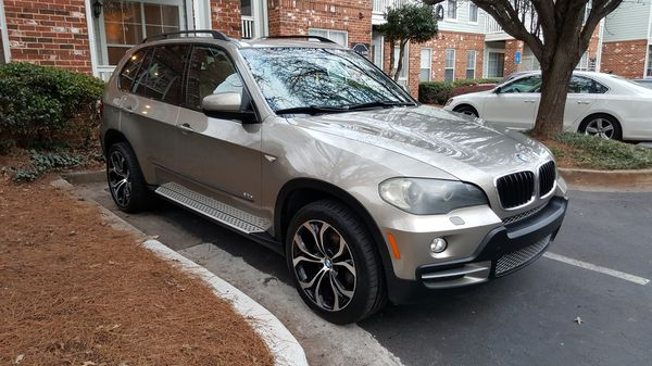 Bmw X5 2008 With 20in Bmw Staggered Wheels For Sale In Decatur Ga Offerup