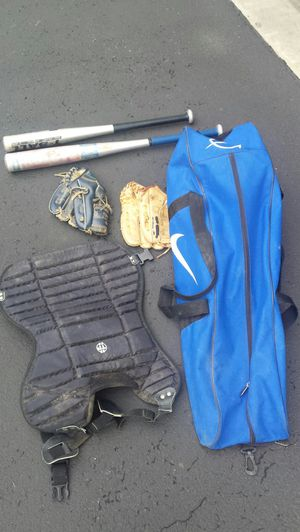 Baseball equipment for Sale in Frederick, MD