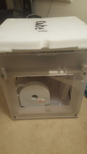 CubeX Duo 3d printer New, Trades for Sale in Centreville, VA