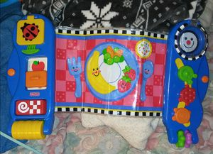 Fisher Price Infant Placemat for Sale in Frederick, MD